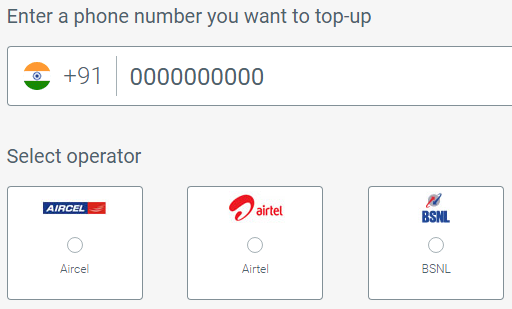 How can I send a top-up? – Ding Support Center